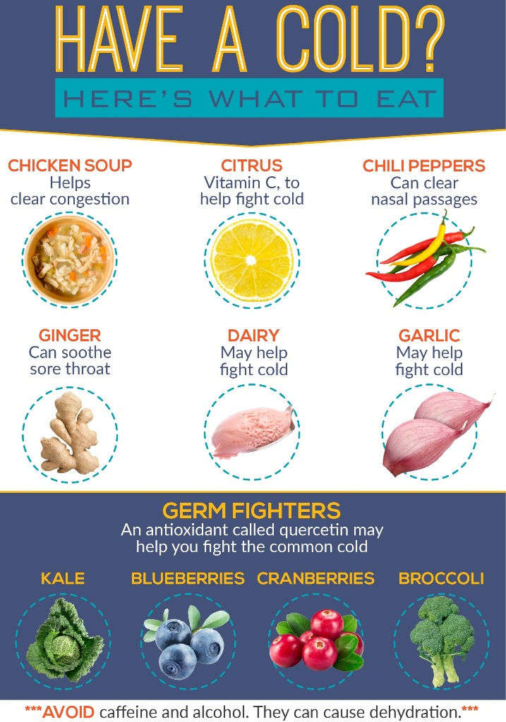 what to eat in fever
