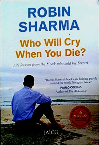 Quotes From Who Will Cry When You Die.