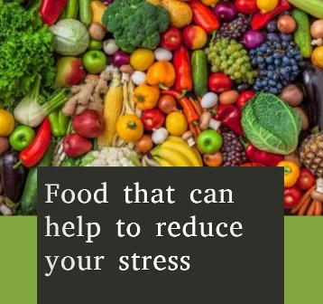 BEST STRESS RELIEVING FOOD TO EAT.